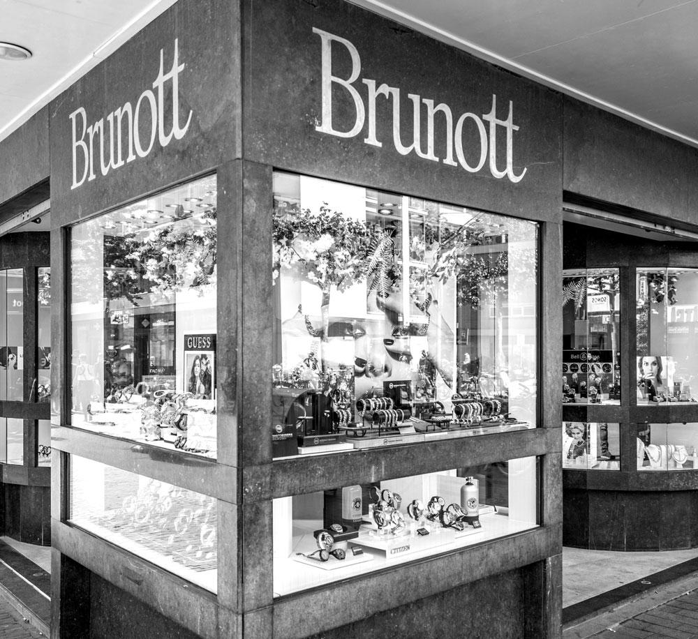 Brunott, juweliers, rotterdam